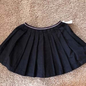 NWT OshKosh Girl's Pleated Uniform Skirt